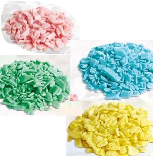 scagliette colorate